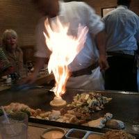 Photo taken at Sakura Japanese Restaurant by J T. on 8/8/2012