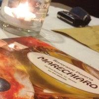 Photo taken at Ristorante Pizzeria Marechiaro by didi s. on 3/11/2012