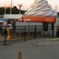 Photo taken at The Cone by Bessie E. on 8/26/2012