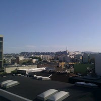 Photo taken at Foursquare SF Roof by Holden K. on 3/30/2012