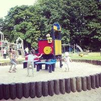 Photo taken at Steytelinckpark by Pieter B. on 8/17/2012