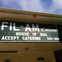 Photo taken at Fil-Am BBQ by Joseph N. on 9/2/2012