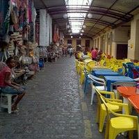 Photo taken at Mercado Municipal de Aracaju by André D. on 4/4/2012