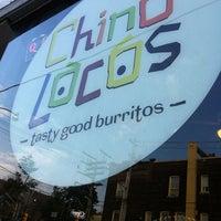 7/14/2012 tarihinde Eric M.ziyaretçi tarafından Chino Locos'de çekilen fotoğraf