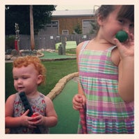 Photo taken at Catuamet Mini Golf by Thomas M. on 8/8/2012