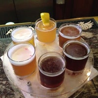 Photo taken at San Pedro Brewing Company by Michele B. on 6/28/2012