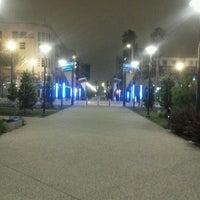 Photo taken at Long Beach Transit Center by SIN on 4/20/2012