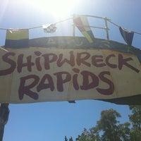 6/25/2012 tarihinde Veridiana M.ziyaretçi tarafından Shipwreck Rapids'de çekilen fotoğraf