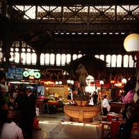 Foto tirada no(a) Mercado Central por Arthur C. em 9/10/2012