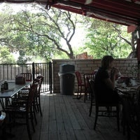 Photo taken at Hat Creek Burger Company by Lisa B. on 8/4/2012