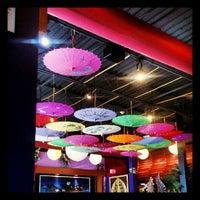 Photo taken at Jasmine Thai & Sushi House by Princess Tigerlily on 7/2/2012