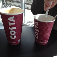 Photo prise au Costa Coffee par Jo C. le3/5/2012