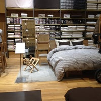 Photo taken at MUJI 無印良品 by Patricia R. on 5/13/2012