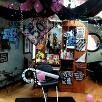 Photo taken at Cut Loose Hair Design by Sherry S. on 7/7/2012