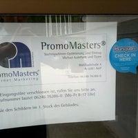 Das Foto wurde bei PromoMasters Online Marketing von Michael K. am 8/25/2012 aufgenommen