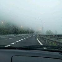 Photo taken at AP-66 Autopista de la Plata by miguel angel f. on 7/13/2012