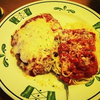 Photo taken at Olive Garden by iGoByDoc on 4/9/2012
