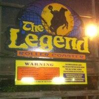 Снимок сделан в The Legend пользователем John M. 6/2/2012