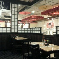 Photo taken at Ginza Japanese Buffet by Paula D. on 4/9/2012