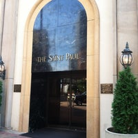 Photo taken at The Saint Paul Hotel by Lindsay W. on 8/11/2012