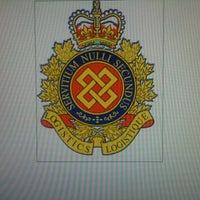 Photo taken at HMCS Fredericton Shore Office by Matt B. on 5/14/2012
