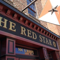 Red Star Bar Amp Grill American Restaurant In Fells Point