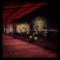 Photo taken at East River Esplanade by Bobby Berk on 6/16/2012