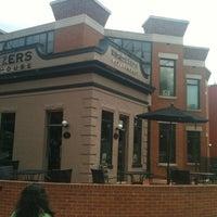 Photo taken at Ebenezers Coffeehouse by Devorah T. on 8/18/2012