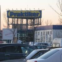 Photo taken at Praktiker by Piata Pipera U. on 2/8/2012