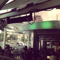Photo taken at Stripburger by Becky G. on 8/13/2012
