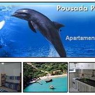 Foto tirada no(a) Pousada Praia dos Amores por Rogerioe Z. em 5/22/2012