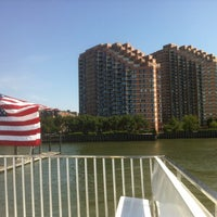 Photo taken at Liberty Landing Ferry by David K. on 6/3/2012
