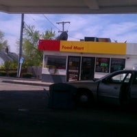 Photo taken at Shell by Dwayne A. on 4/25/2012