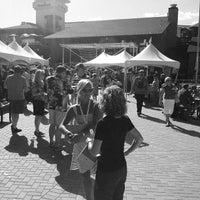 Photo taken at Gondola Square by John J. on 8/4/2012