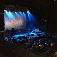 Photo taken at Brady Theater by Larry S. on 4/14/2012