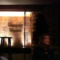 Photo taken at Comedy Works Downtown in Larimer Square by Todd R. on 3/3/2012