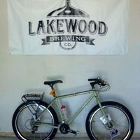 Photo prise au Lakewood Brewing Company par Beer P. le4/5/2012