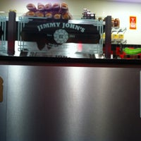 Photo taken at Jimmy John's Gourmet Sandwiches by Roger S. on 4/15/2012