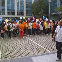 Photo taken at Badan Pusat Statistik RI by Vina R. on 9/7/2012