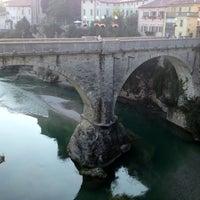 Photo taken at Ponte del Diavolo by Walter on 6/16/2012