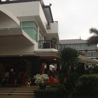 Photo taken at A-te' Hotel by Doenj M. on 4/4/2012