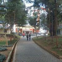 Photo taken at Fakultas Teknologi Informasi by Aan P. on 6/26/2012