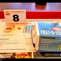Photo taken at McDonald's by Arno P. on 6/16/2012