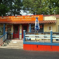 Photo taken at Nuevo Laredo Cantina by Chris B. on 6/30/2012