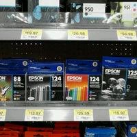 Photo taken at Walmart Supercenter by Linda M. on 2/13/2012