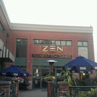 Photo taken at ZEN and Thai Siam by Raidel A. on 7/18/2012