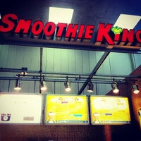 Photo taken at Smoothie King by VonSauce.com on 7/5/2012