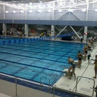 Photo taken at Greensboro Aquatic Center by Terri J. on 6/24/2012