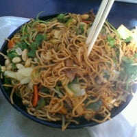 Photo taken at YC'S Mongolian Grill by Danielle W. on 3/22/2012
