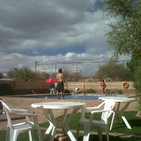 """Photo taken at Camping """"los Abuelos"""" by Adanis C. on 4/10/2012"""